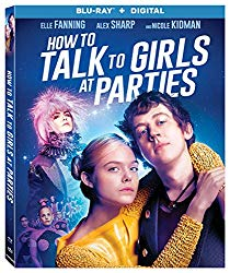 HOW TO TALK TO GIRLS AT PARTIES  Release Poster