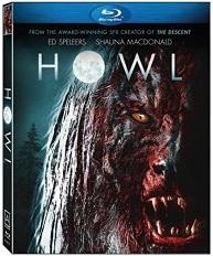 HOWL DVD Cover
