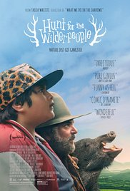 HUNT FOR THE WILDERPEOPLE   Release Poster