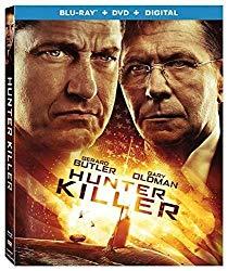 HUNTER KILLER Release Poster