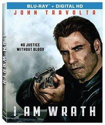 I AM WRATH Blu-ray Cover
