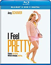 I Feel Pretty Blu-ray Cover