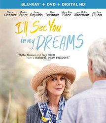 I'll See You in My Dreams Blu-ray Cover