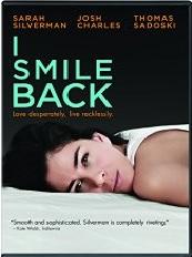 I SMILE BACK DVD Cover