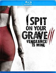 I SPIT ON YOUR GRAVE 3 DVD Cover