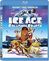 ICE AGE: COLLISION COURSE! Release Poster