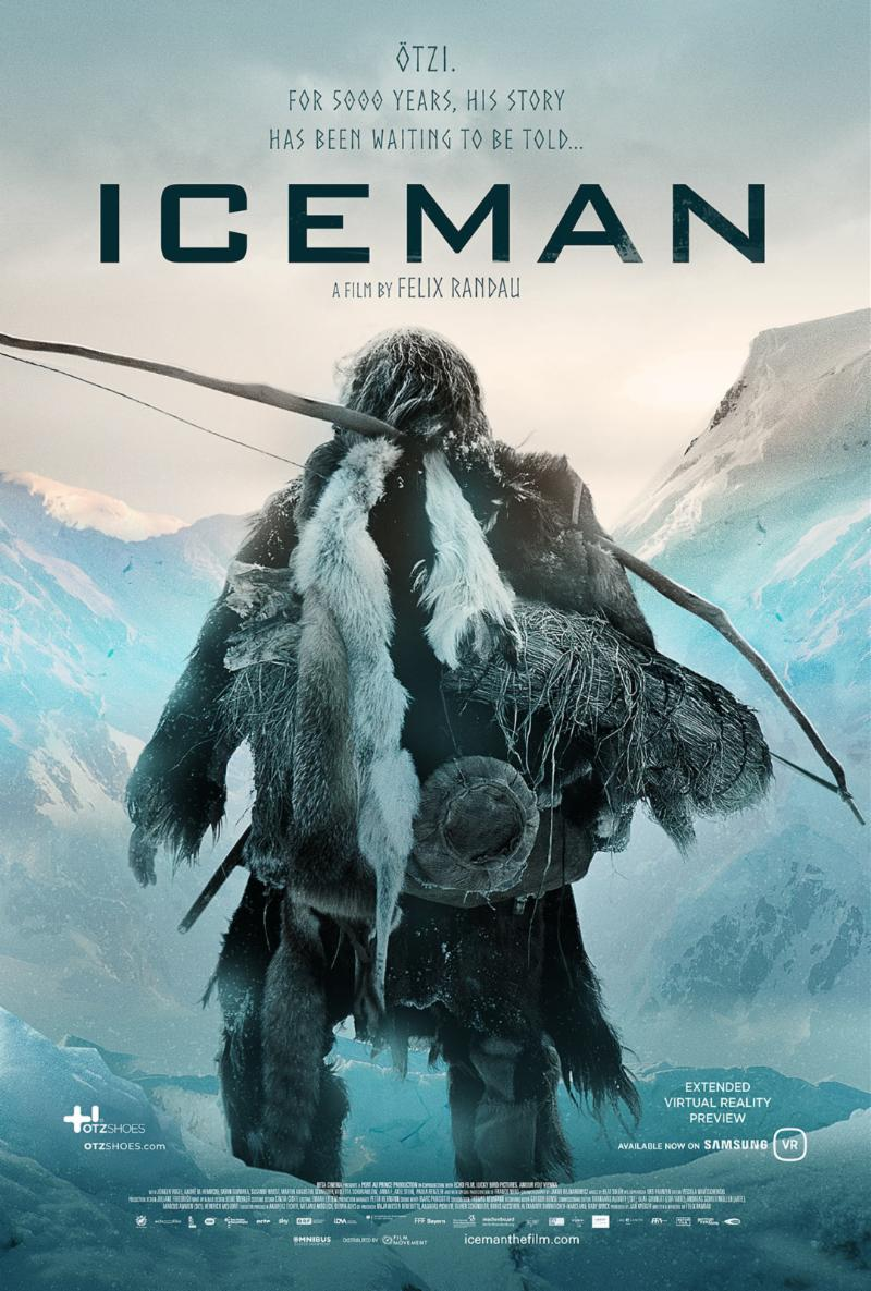 ICEMAN Release Poster
