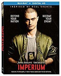 IMPERIUM Blu-ray Cover