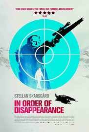 IN ORDER OF DISAPPEARANCE Release Poster