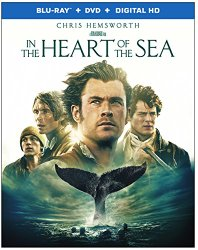 IN THE HEART OF THE SEA Release Poster