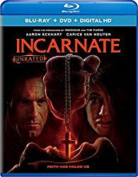 INCARNATE Blu-ray Cover