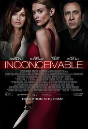 INCONCEIVABLE Release Poster