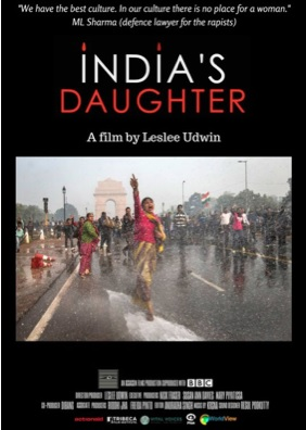 INDIA'S DAUGHTER Release Poster