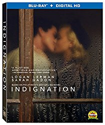 INDIGNATION Blu-ray Cover