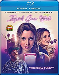 INGRID GOES WEST Blu-ray Cover