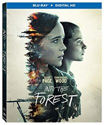 INTO THE FOREST Blu-ray Cover
