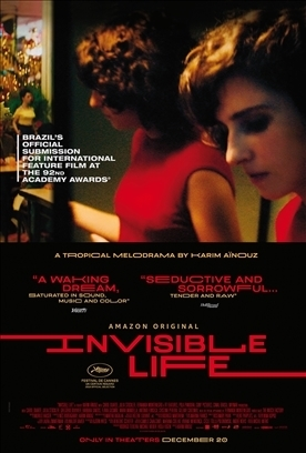 INVISIBLE LIFE Release Poster