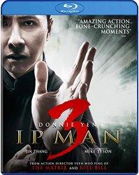 IP MAN 3 Release Poster