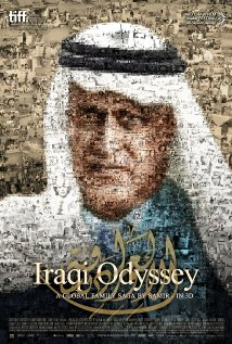 IRAQI ODYSSEY release Poster