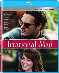 IRRATIONAL MAN Release Poster