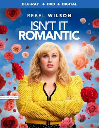 ISN'T IT ROMANTIC Release Poster