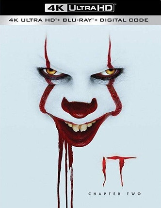 IT Chapter Two Release Poster