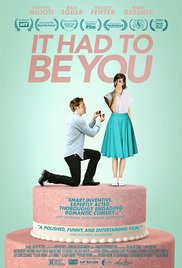 IT HAD TO BE YOU Release Poster