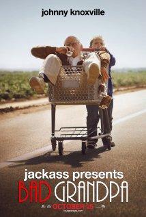 Jackass Presents Bad Grandpa Movie