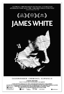 JAMES WHITE Release Poster