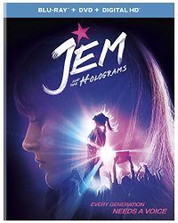 JEM AND THE HOLOGRAMS DVD Cover