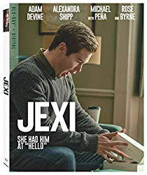 JEXI Release Poster