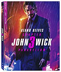 JOHN WICK: CHAPTER 3 Release Poster