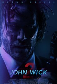 JOHN WICK: CHAPTER TWO Release Poster
