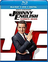 JOHNNY ENGLISH STRIKES AGAIN Release Poster