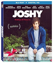 JOSHY Blu-ray Cover