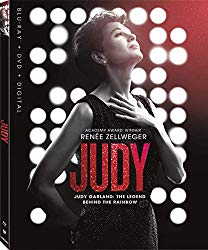 JUDY Release Poster