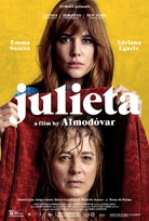Julieta Release Poster