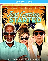 JUST GETTING STARTED  Release Poster