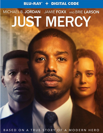 Just Mercy Release Poster