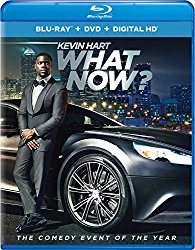 KEVIN HART WHAT NOW? Blu-ray Cover