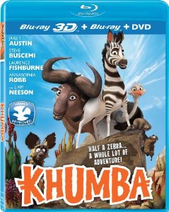 Khumba Movie Poster