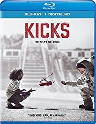 KICKS Blu-ray Cover