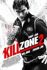 KILL ZONE 2 Release Poster