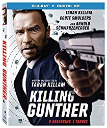 KILLING GUNTHER Release Poster