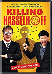 KILLING HASSELHOFF Blu-ray Cover