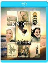 KNIGHT OF CUPS Blu-ray Cover