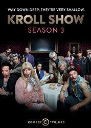 KROLL SHOW SEASON 3 DVD Cover