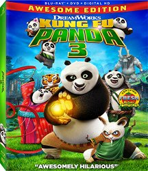 KUNG FU PANDA 3 Release Poster