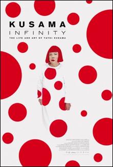 KUSAMA - INFINITY Release Poster