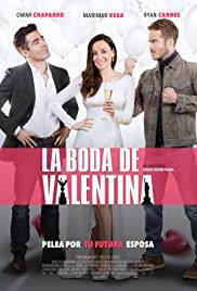 LA BODA DE VALENTINA Release Poster